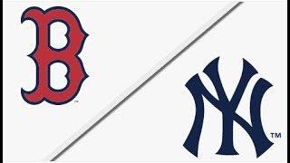 Boston Red Sox vs New York Yankees | Full Game Highlights