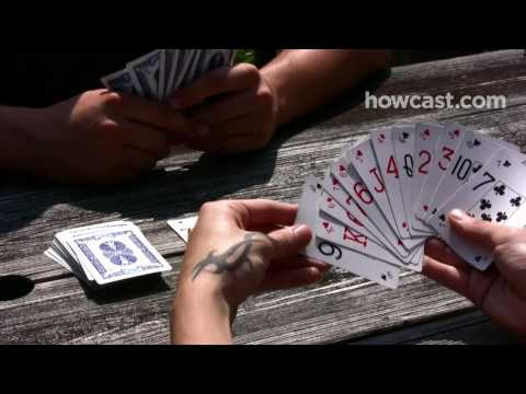 how to play crazy eights wikihow