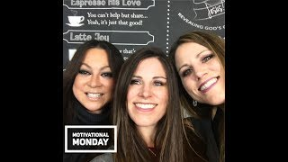 Episode 137: MOTIVATIONAL MONDAY | CUP OF GRACE with twin sisters, Alisa and Christina