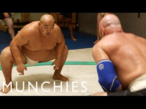 The 10,000 Calorie Sumo Wrestler Diet: FUEL