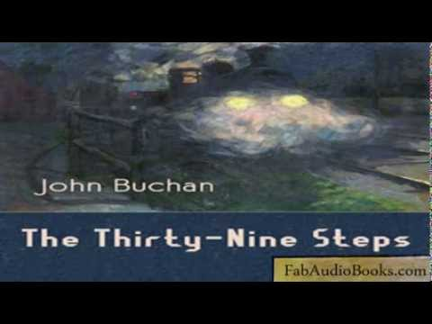 THE 39 STEPS - The Thirty Nine Steps by John Buchan - Full audiobook ACTION / ESPIONAGE / THRILLER