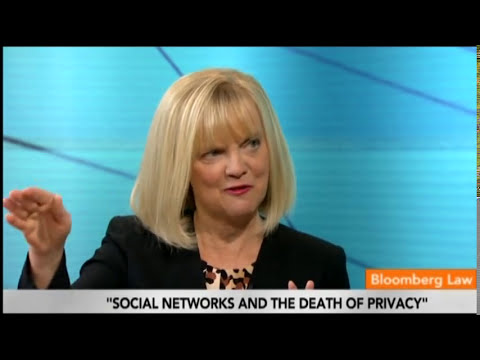 Lori Andrews Says Internet Privacy Is Dead