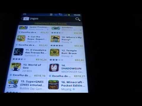 Como Baixar App Pagos Grátis No Android - 4shared video