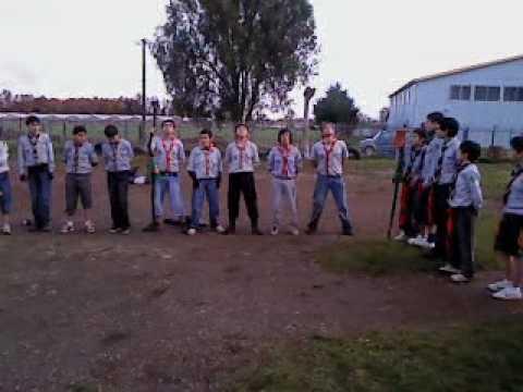 Gritos Altas Patrullas Rama Scout