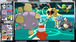 Pokemon X and Y Wi-Fi Battle vs RobotnikIsSexy - Weezing The Tormentor & Gold Steelix (Narrated #67)