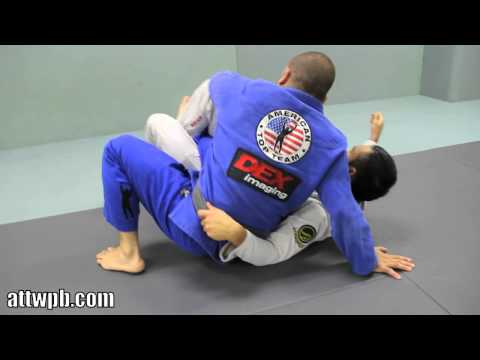Parrumpinha BJJ Drill - Advanced Half Guard Pass Image 1