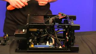 Silverstone FT03-MINI mITX Gaming PC Build Guide NCIX Tech Tips