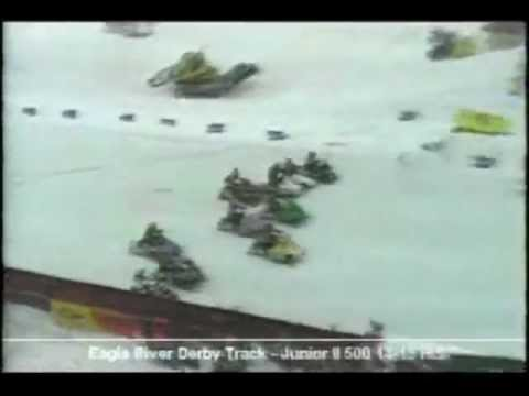 2013 Eagle River Saturday F500 Semi Final wreck