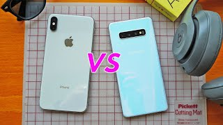 The Best Phone You Can Buy is... | Galaxy S10 Plus vs iPhone XS Max