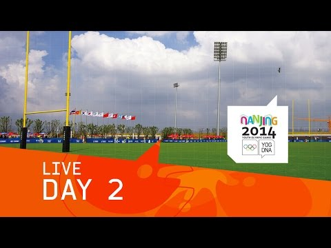 Day 2 Live | Nanjing 2014 Youth Olympic Games