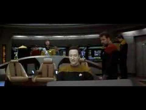 Data's Life Forms Song