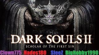 Dark Souls II [PC] - Requiem Of The Slaughtered Souls Part 11