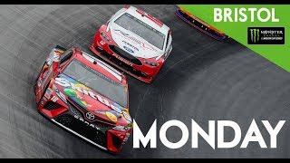 Monster Energy NASCAR Cup Series - Full Race - Food City 500 - Monday