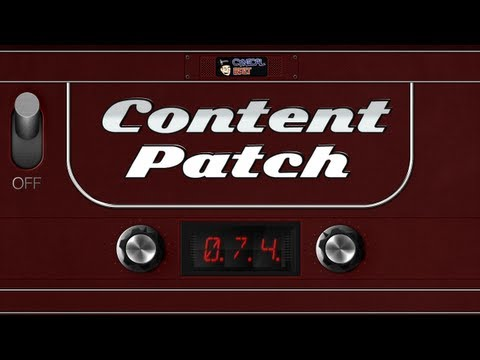 Content Patch - April 23rd, 2013 - Ep. 074 [THQ IP Auction discussion, Heavy Rain]