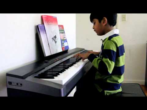 Vidyut - Thaandavam Piano Notes
