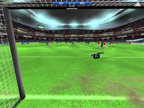 Gol-gol Cantik Barcelona Gue video