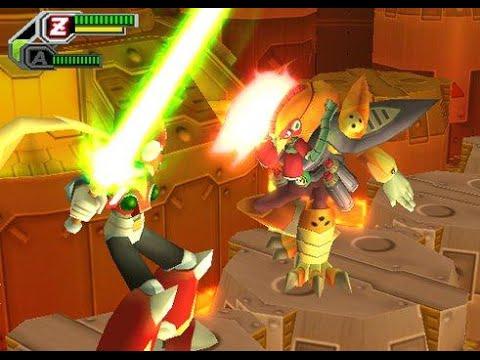 PS2 [Long Play] Megaman X8 100% AAA - All Item Hunt - Hard Mode in 1:32 by Xmaverickhunter
