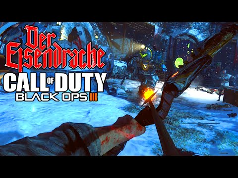 Black Ops 3 Zombies - How To Get The WRATH OF THE ANCIENTS BOW on Der Eisendrache (BO3 Zombies)