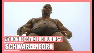 Hasta la vista Schwarzenegro | ¿Y DONDE ESTÁN LAS RUBIAS?