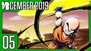 Top 12 Dragon Ball Techniques | #05 | DBCember 2019 | TeamFourStar (TFS)