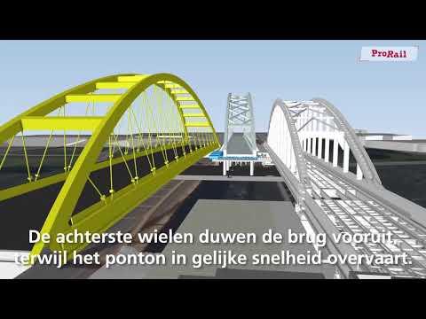 Spoorverdubbeling tussen Utrecht en Leidsche Rijn