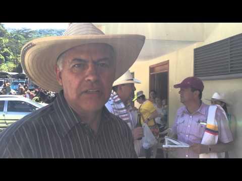 Javier Giraldo, Promotor de cabalgatas.