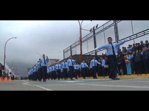 Desfile Patrio 28 de JULIO 2014