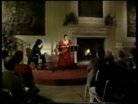 Teresa Berganza - Gabriel Estarellas - Las tres hojas