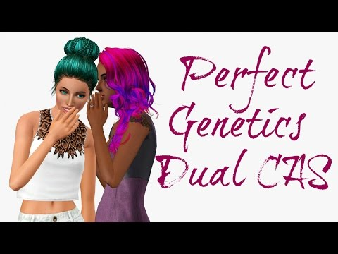Perfect Genetics - Dual CAS!