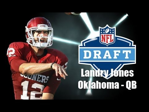 Landry Jones - 2013 NFL Draft Profile