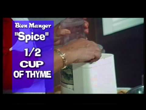 HOW TO MAKE HAITIAN SPICES