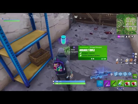 Fortnite : Battle Royale More Of This Game!