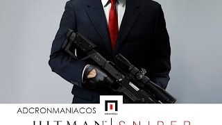 Hitman: Sniper full | Mod | ADCRONMANIACOS