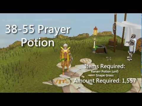 Copy of Runescape 1-99 Herblore Guide | Fast Method | After Eoc