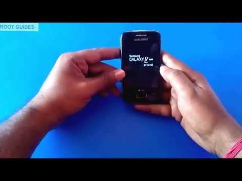 Root Samsung Galaxy Y Duos S6102