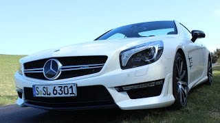 ' 2015 Mercedes-Benz SL63 AMG 2LOOK Edition (R231) ' Test Drive & Review - TheGetawayer