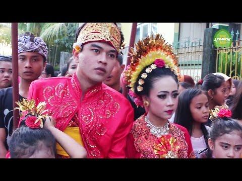 Video Nyongkolan Pernikahan Dini Pengantin Masih Di Bawah Umur__CANTIK DAN GAGAH