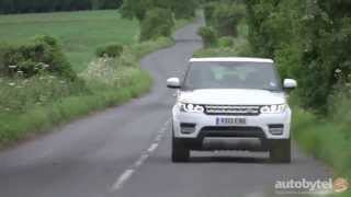 2015 Land Rover Range Rover Sport Autobytel Luxury SUV of the Year