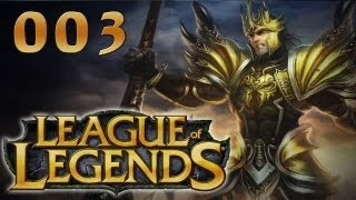 League Of Legends #003 - Jarvan [deutsch] [720p][commentary]