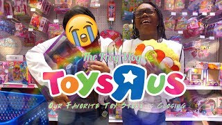 The Frog Vlog: DOLL HUNTING at Toys R Us for the Very Last Time
