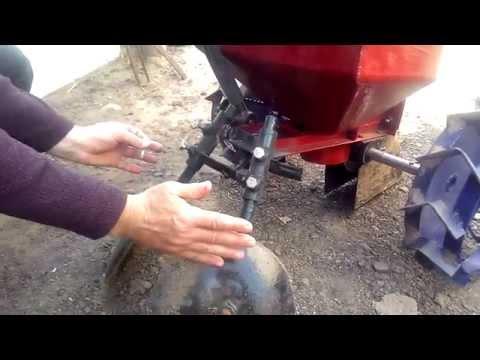 Как своими руками сделать картофель сажалку на мотоблок