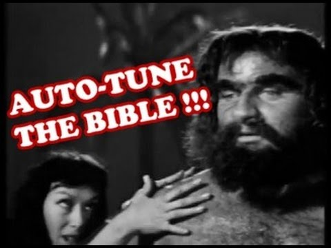 Auto-tune The Bible !!! video