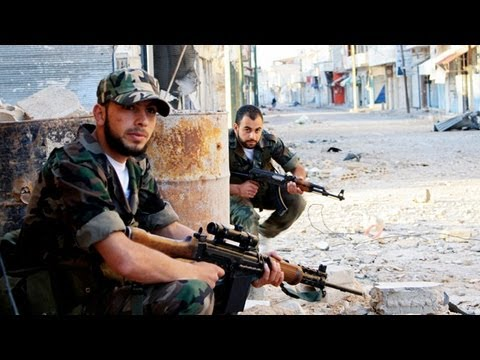 Mosaic News 6/21/2012: CIA Reportedly Regulating Flow of Saudi and Qatari Weapons to Syrian Rebels