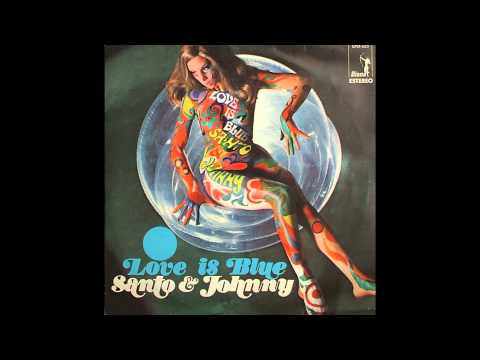Santo Johnny - Love Is Blue