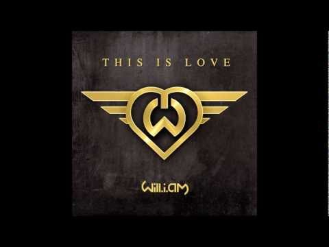 This Is Love - Will.i.am Ft. Eva Simons (lyrics And Cute Voice) video