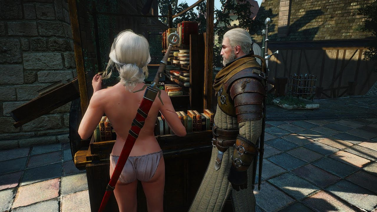 The witcher enhanced nude mods sex video