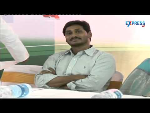 YSR Congress chief Jaganmohan Reddy's comment on Chandrababu Naidu's crop loan waiver