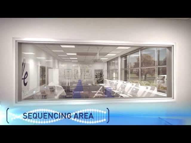 Life Technologies - Stratified Medicine Scotland - Innovation Centre