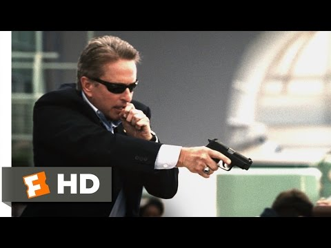 The Sentinel (2/3) Movie CLIP - Shots Fired (2006) HD