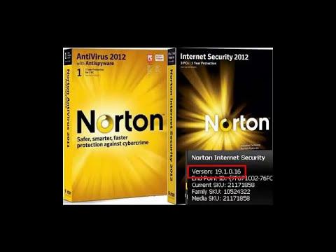 Norton internet security  אנטי וירוס להורדה חינם